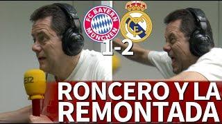 Bayern 1-2 Real Madrid | Y Roncero volvió a superarse: reacción TOP al gol de Asensio | Diario AS
