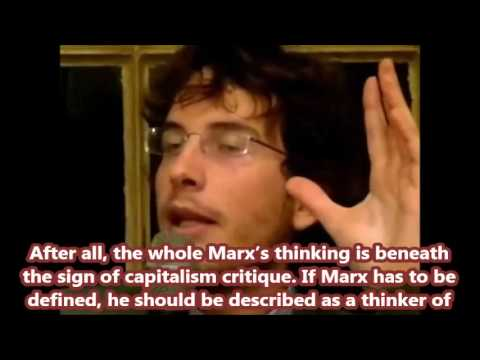 DIEGO FUSARO:  Karl Marx. Philosophy and Critique of Political Economy