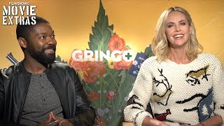 Gringo (2018) David Oyelowo and Charlize Theron talk about their experience making the movie