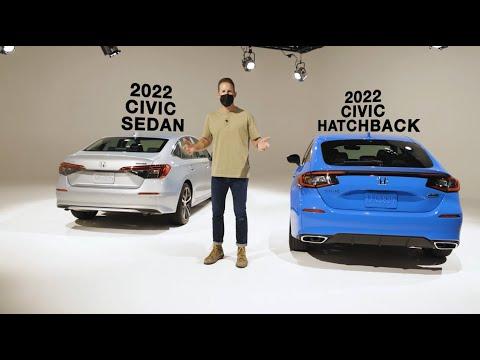2022 Honda Civic Sedan Touring Review