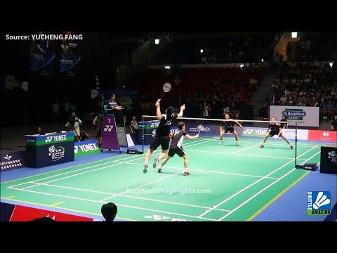 Tan Boon Heong/ Lee Yong Dae vs Mathias Boe/ Mads Conrad  Petersen   Shuttle Amazing