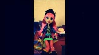 Stop Motion Monster High/ Howleen Wolf (Хоулин Вульф)