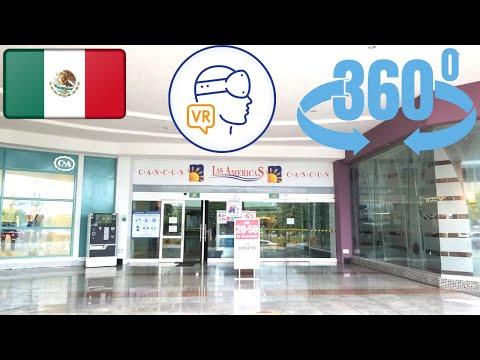 cancun-plaza-las-americas-mexico-🇲🇽-shopping-mall-360°-vr-|-travel-droner