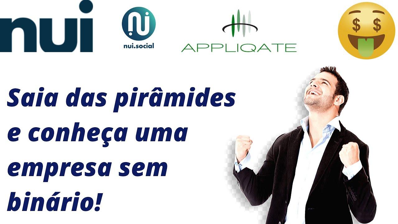 Nui Social - Conheça um pouco da SEDE e da estrutura dessa empresa que não trabalha com BINÁRIO!