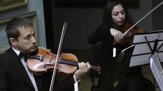 11 Квартет Classic  Симфония 45 Прощальная переложение Б Милки Ч. 05 Гайдн