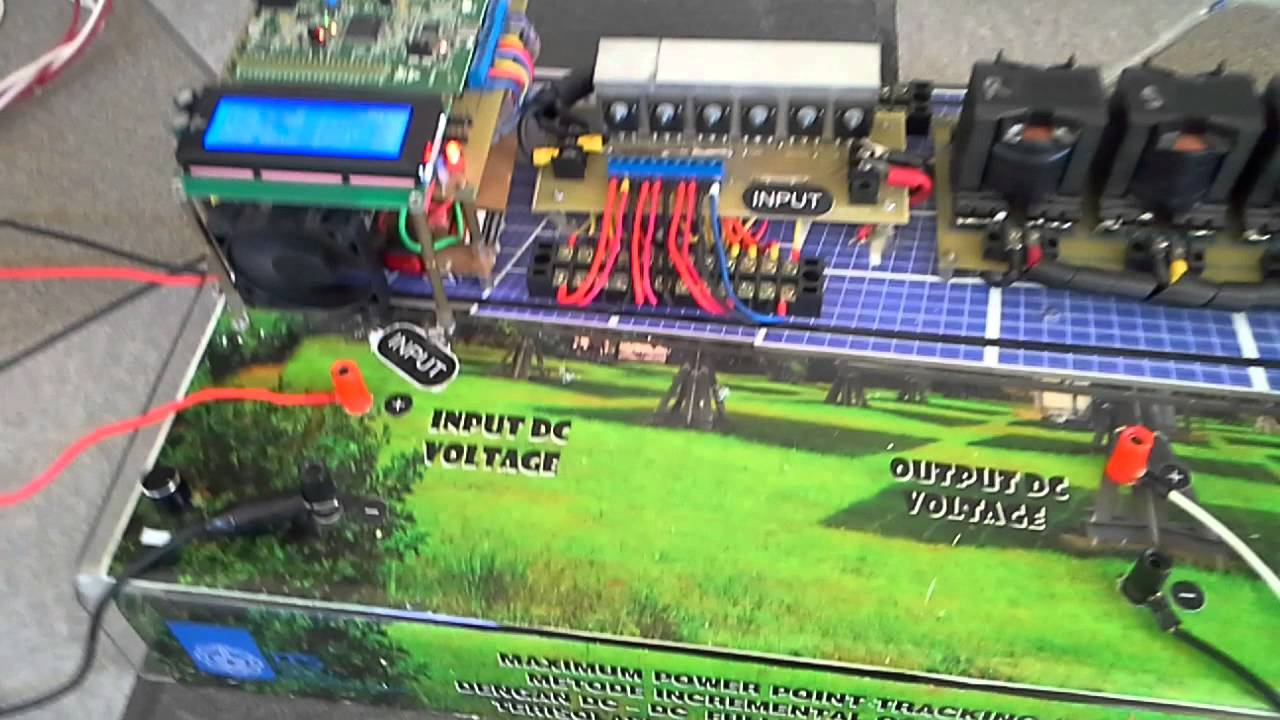 Maximum Power Point Tracking Mppt Youtube Solar Battery Charger Circuit Simulator Homemade