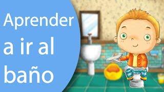 Aprender a ir al baño: aprende con los animales (potty training app)