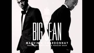 "Big Sean ft Kanye West & Roscoe Dash ""Marvin Gaye And Chardonnay"" Official Instrumental HD"