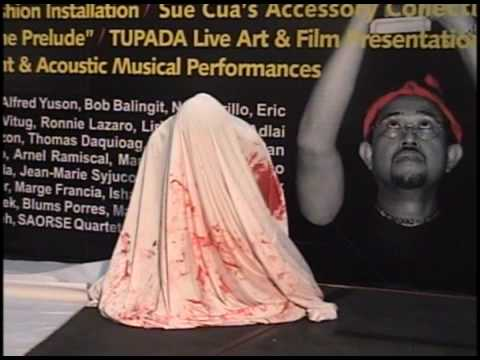 "The Enemy Within"" (Juramentado) | Live Art Performance | Danny Castillones Sillada"