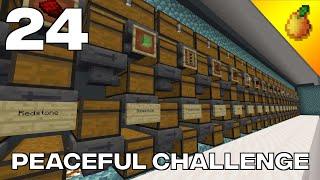Peaceful Challenge #24: New Main Storage