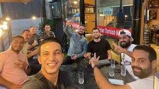 تلمينا من جميع دول شمال إفريقيا و كلينا الكسكسي  المغربي،شوارع الإتيوان🔥SouthKorea vlog 2021 🇰🇷❤️