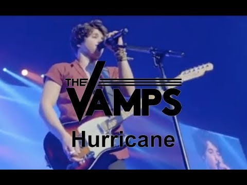 The Vamps - Hurricane (Live At O2 Arena)