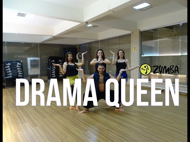 Sahar - Drama Queen - Zumba (Belly Dance)