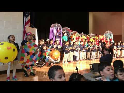 SOS Mother Nature (English version) LGW GWSP Spring 2017 at Oliver Street School In Newark, NJ