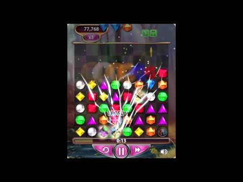 Bejeweled Blitz 2 OctoCubes (8 Gem Hypercubes) in a Game! [Elite Technique]