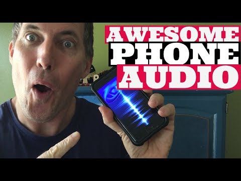 How To Record Better Sound With Your Phone and Get Better Audio With The Rode VideoMic Me
