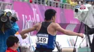 Лёгкая атлетика. Универсиада-2015. 12 июля