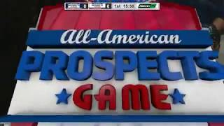 2018 USA Hockey All-American Prospects Game