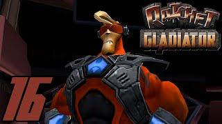 Let's Play Ratchet Gladiator [German][Blind][#16] Das Liberator-Turnier! Video