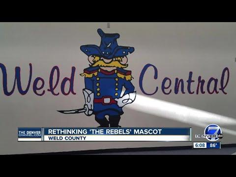 Weld County School examines 'Rebel' Confederate mascot