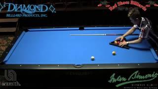lo liwen 99 ball run in straight pool