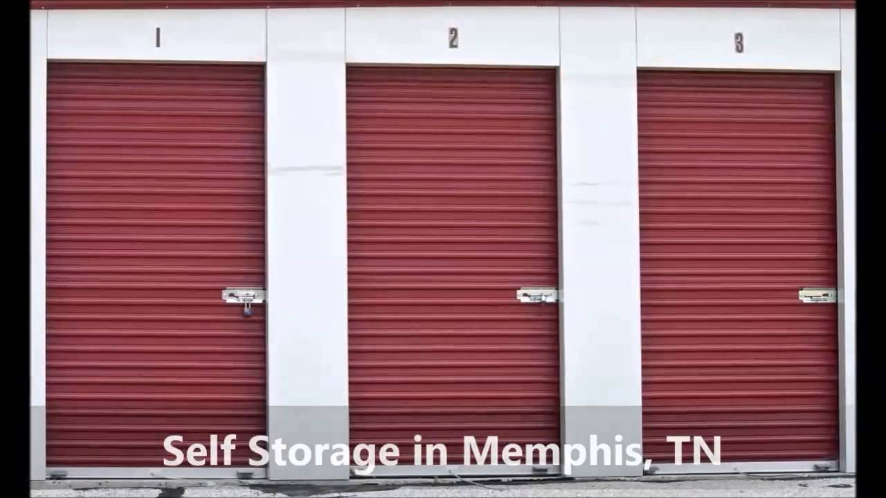 Self Storage In Memphis Tn Extra Space Storage Youtube