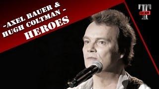 """Axel Bauer & Hugh Coltman """"Heroes"""" (Live Taratata Fev 2013)"""