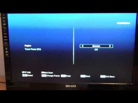 Amiko Mini Combo Receiver  - Tune in Saorview Channels