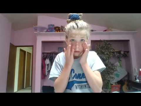 10 year old makeup tutorial