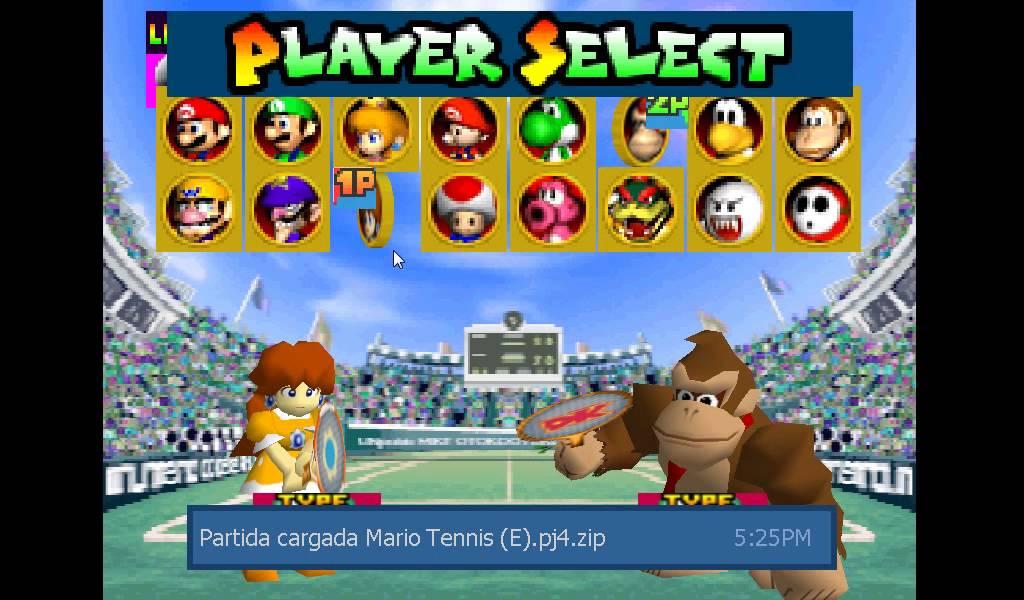 Los Mejores Juegos De 1 2 3 4 Jugadores En Project 64 Youtube