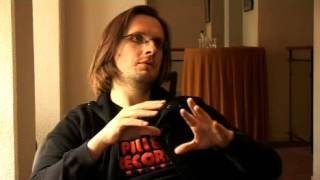 Porcupine Tree 2009 interview - Steven Wilson (part 3)
