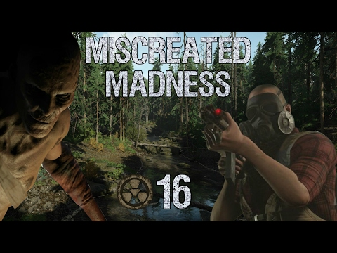 Miscreated Madness #16. Jackpot. Easy raid of small floating base.