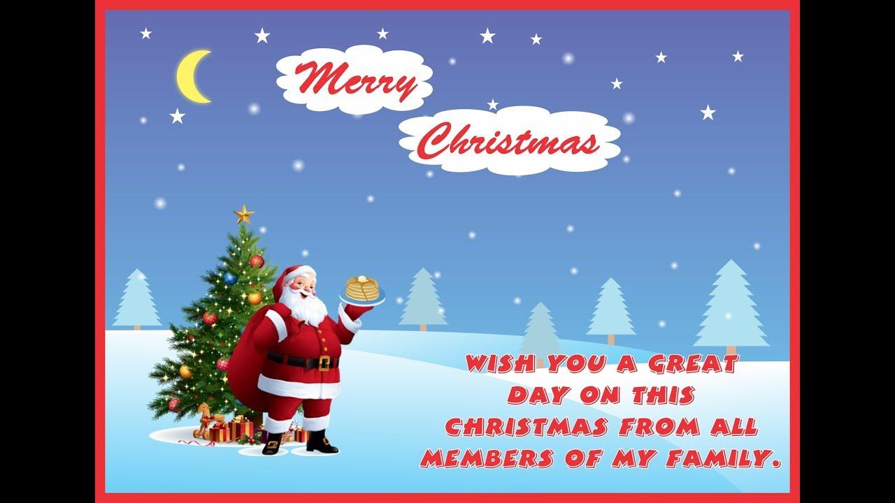 Christmas e greeting card design corel draw youtube christmas e greeting card design corel draw kristyandbryce Gallery