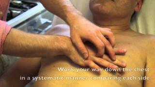 How to perform chest percussio…