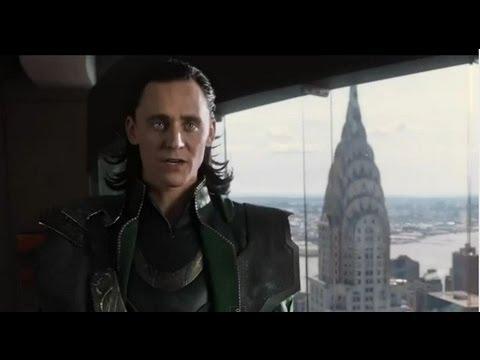 'The Avengers' Bad Guys Finally Revealed? - YouTube