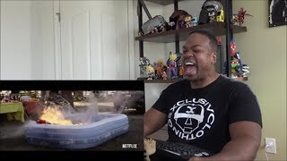 Little Evil Trailer 1 REACTION!!!