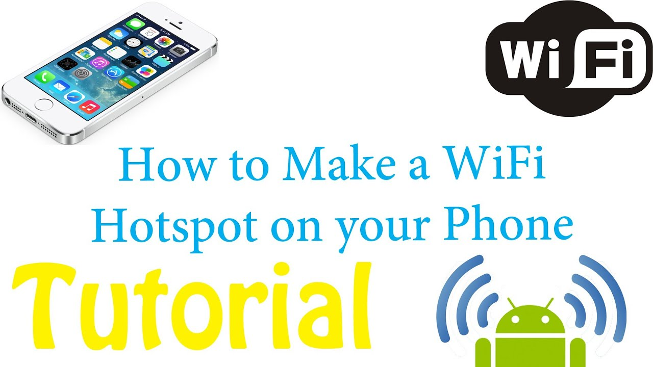 how to use your phone as modem without hotspot