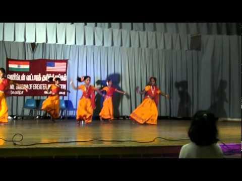 Thai Pongalum Mahanathi Dance