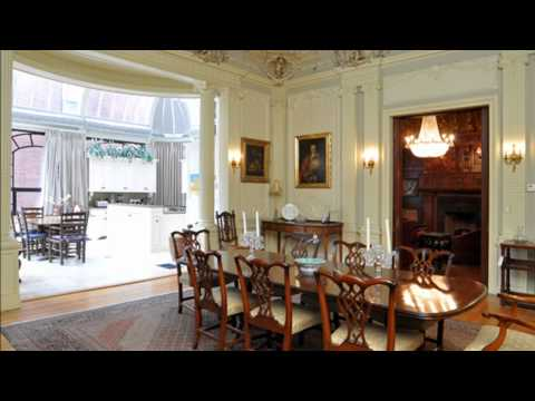 The Historic Burrage House - Boston Back Bay Real Estate