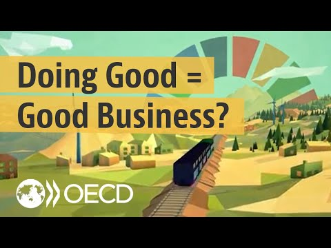 Business and sustainable development – can they work for each other?