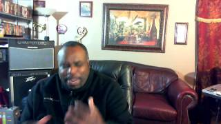 Homosexual man at COGIC 107th Holy Convocation by JT