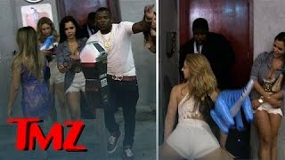 O.T. Genasis -- Swimming in Drunk, Twerking Groupies | TMZ