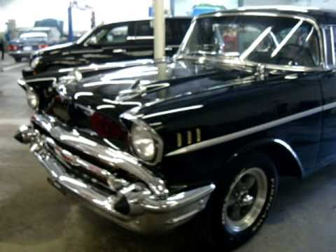 1957 Chevy Belair Show Car