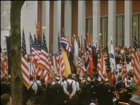 New York World's Fair (1939-1940) - Obscure Public Domain Home Video Footage