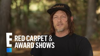 "Norman Reedus Breaks Down His ""Crocodile Dundee"" Knives! 