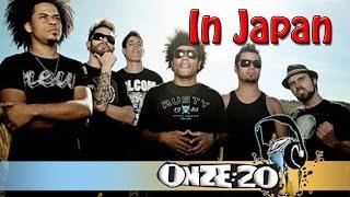 Banda Onze:20 na ZAX em Gunma - Comunidade Ativa Japão