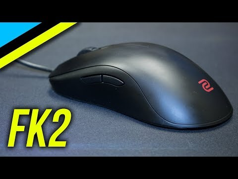 BenQ Zowie FK2 Review | The Best Budget Gaming Mouse For FPS Players?