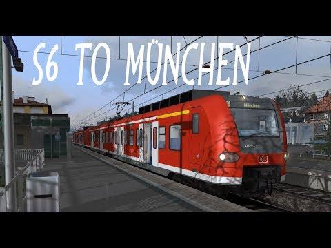 Train Simulator 2014, S6 to München (NL)