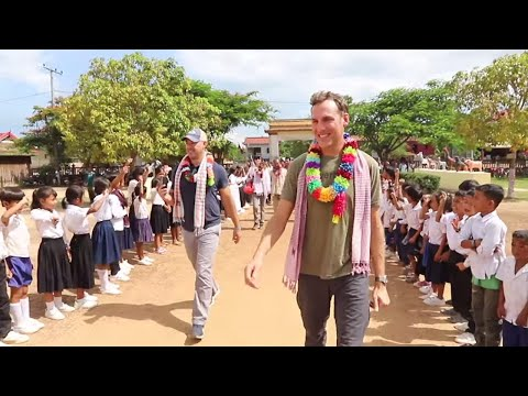 My trip to Cambodia with Neverthirst 2019