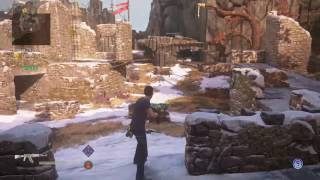 Uncharted 4 ко-оп выживание, часть6. Шотландия